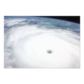 Hurricane Rita 3 Photo Print