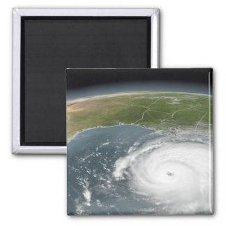 Hurricane Rita 2 Inch Square Magnet