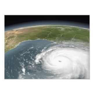 Hurricane Rita Photo Print