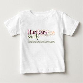 Hurricane Sandy 2012 Baby T-Shirt