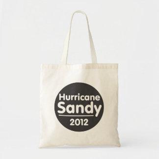 Hurricane Sandy 2012 Canvas Bags