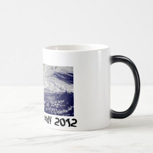 Hurricane Sandy 2012 11 Oz Magic Heat Color-Changing Coffee Mug