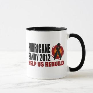 Hurricane Sandy 2012 Relief Mug