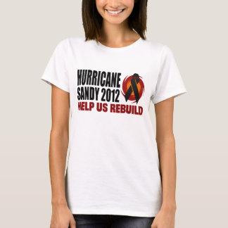 Hurricane Sandy 2012 Relief T-Shirt