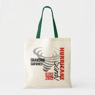 Hurricane Sandy 2012 Tote Bag
