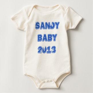 Hurricane Sandy Baby Baby Bodysuit