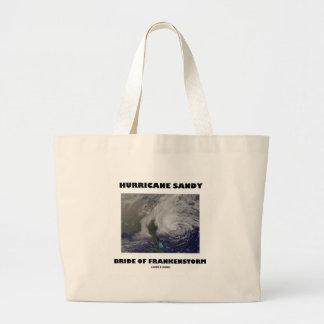 Hurricane Sandy Bride Of Frankenstorm Bag