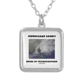Hurricane Sandy Bride Of Frankenstorm Custom Jewelry