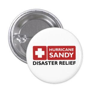 Hurricane Sandy Button
