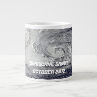 Hurricane Sandy Jumbo Mug