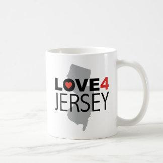 Hurricane Sandy - Love 4 Jersey Coffee Mug