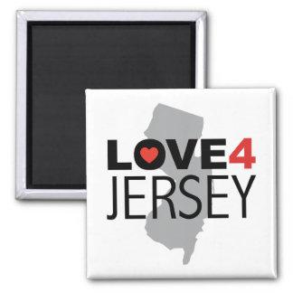 Hurricane Sandy - Love 4 Jersey Magnet