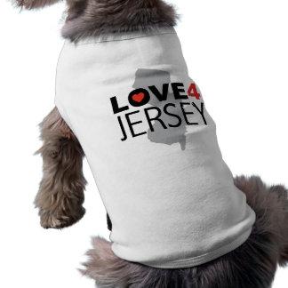 Hurricane Sandy - Love 4 Jersey T-Shirt