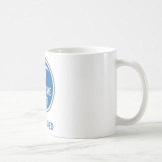 Hurricane Sandy Classic White Coffee Mug