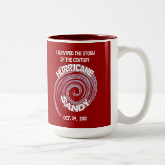 Hurricane Sandy Mug