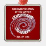 Hurricane Sandy Ornament