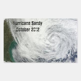 Hurricane Sandy Stickers