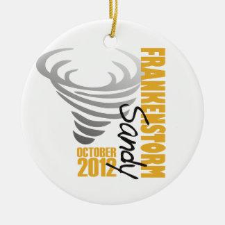 Hurricane Sandy Survivor 2012 Ornaments