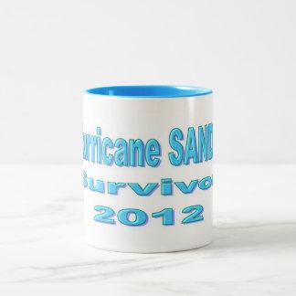 Hurricane Sandy Survivor Coffee Mug