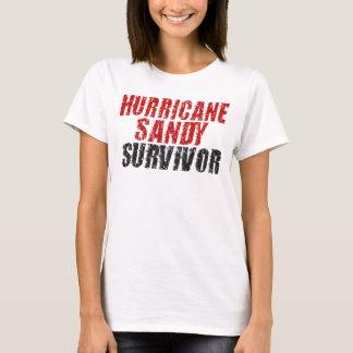 Hurricane Sandy Survivor Distressed Spaghetti Tank