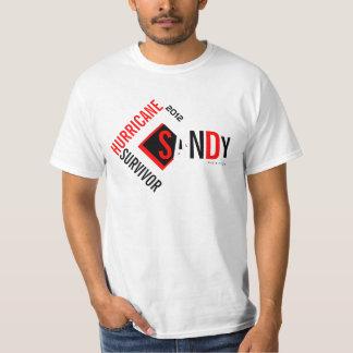 Hurricane Sandy Survivor T-Shirt 10