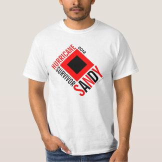 Hurricane Sandy Survivor T-Shirt 11