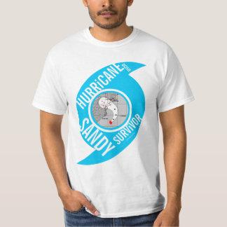 Hurricane Sandy Survivor T-Shirt 12