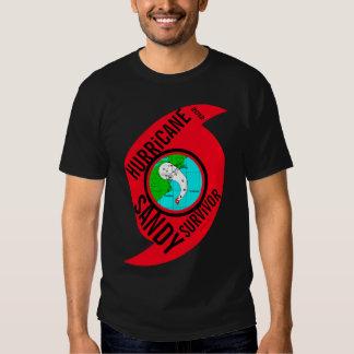Hurricane Sandy Survivor T-Shirt 13