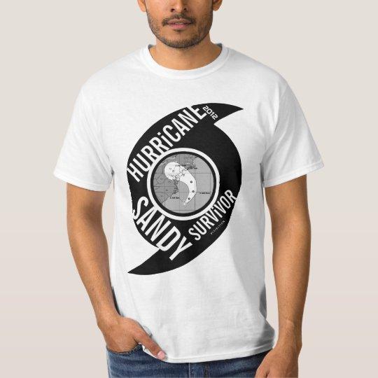 Hurricane Sandy Survivor T-Shirt 14