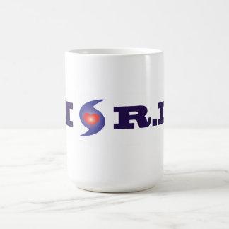 Hurricane Sandy Survivors Rhode Island Classic White Coffee Mug