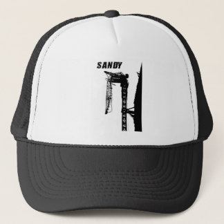 Hurricane Sandy Trucker Hat