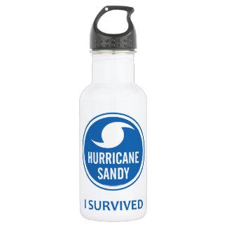 Hurricane Sandy Water Bottle