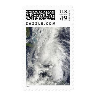 Hurricane Tomas Stamp