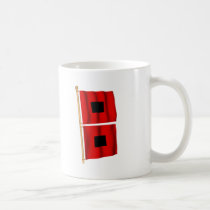 Hurricane Warning Coffee Mug