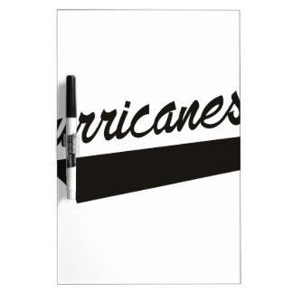 Hurricanes Dry Erase Board
