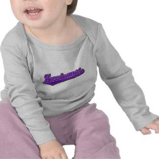 Hurricanes in Purple Tee Shirt