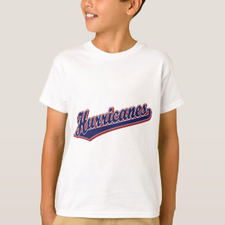 Hurricanes in Red and Blue T-Shirt