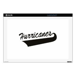Hurricanes Laptop Decal
