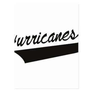 Hurricanes Postcard