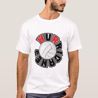 HuRricanes Volleyball Logo Tee