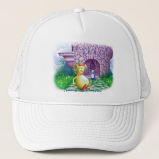 Hurry up Marvin! Trucker Hat