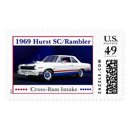 Hurst 1969 SC/Rambler Franqueo