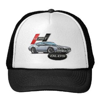 Hurst_68_Cutlass Mesh Hat