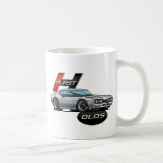 Hurst_68_Cutlass Coffee Mugs