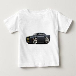 Hurst Challenger Black-Gold Car Shirts