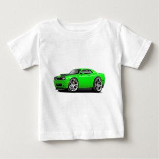 Hurst Challenger Lime Car Tshirt