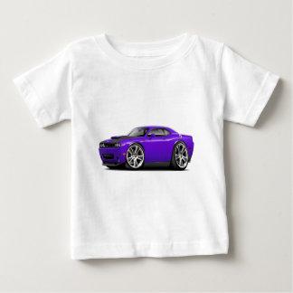 Hurst Challenger Purple Car Shirts
