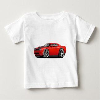 Hurst Challenger Red Car Tshirts