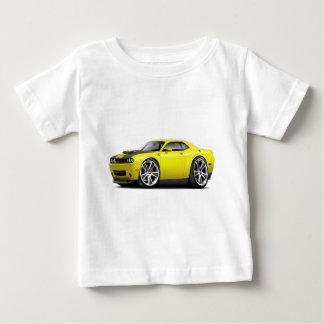Hurst Challenger Yellow Car Infant T-shirt