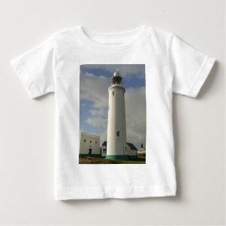 Hurst Lighthouse, Hampshire Baby T-Shirt